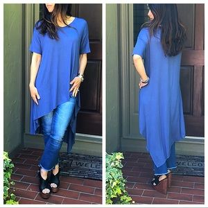 Dresses & Skirts - Beautiful High low asymmetrical tunic top
